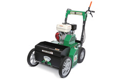 OS901 Series Hydrostatic SP Overseeder
