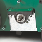 Cast Iron Pillow Block Bearings with Grease Zerks